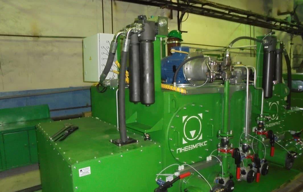 Стенд испытания гидроаппаратуры