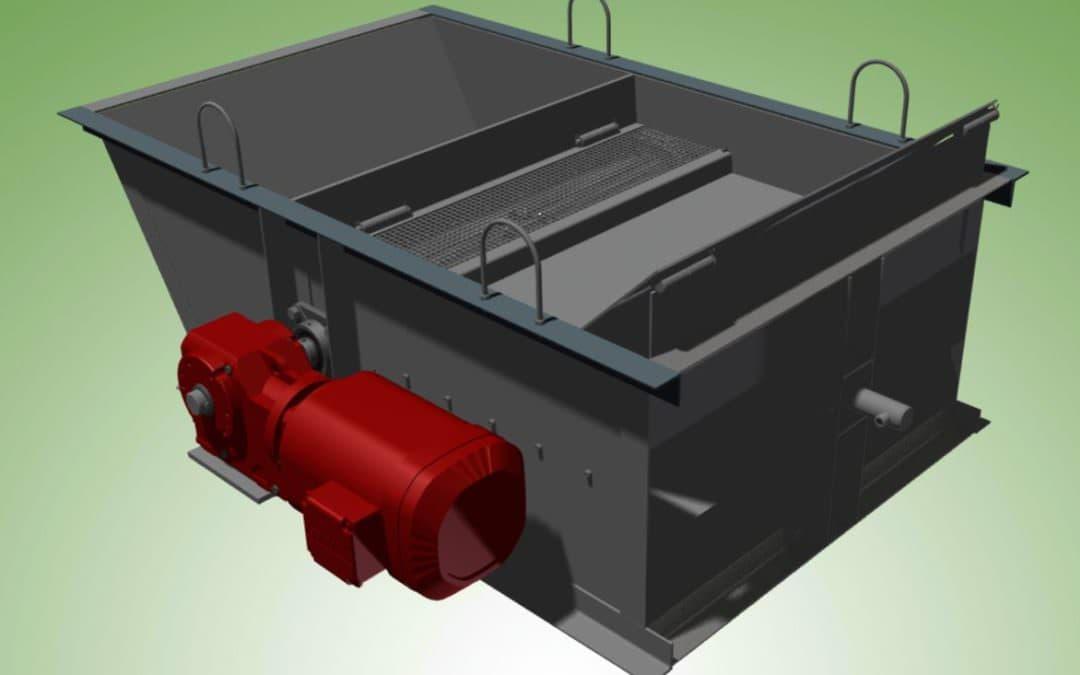 Комплекс оборудования для переработки технического поролона