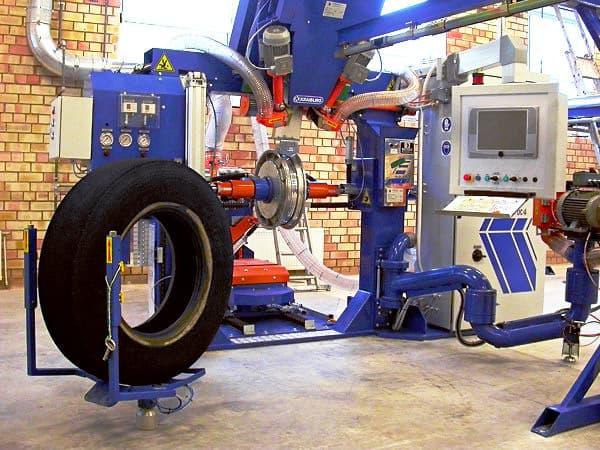 Оборудование для производства шин